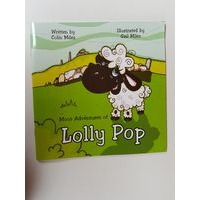 Lollypop Book