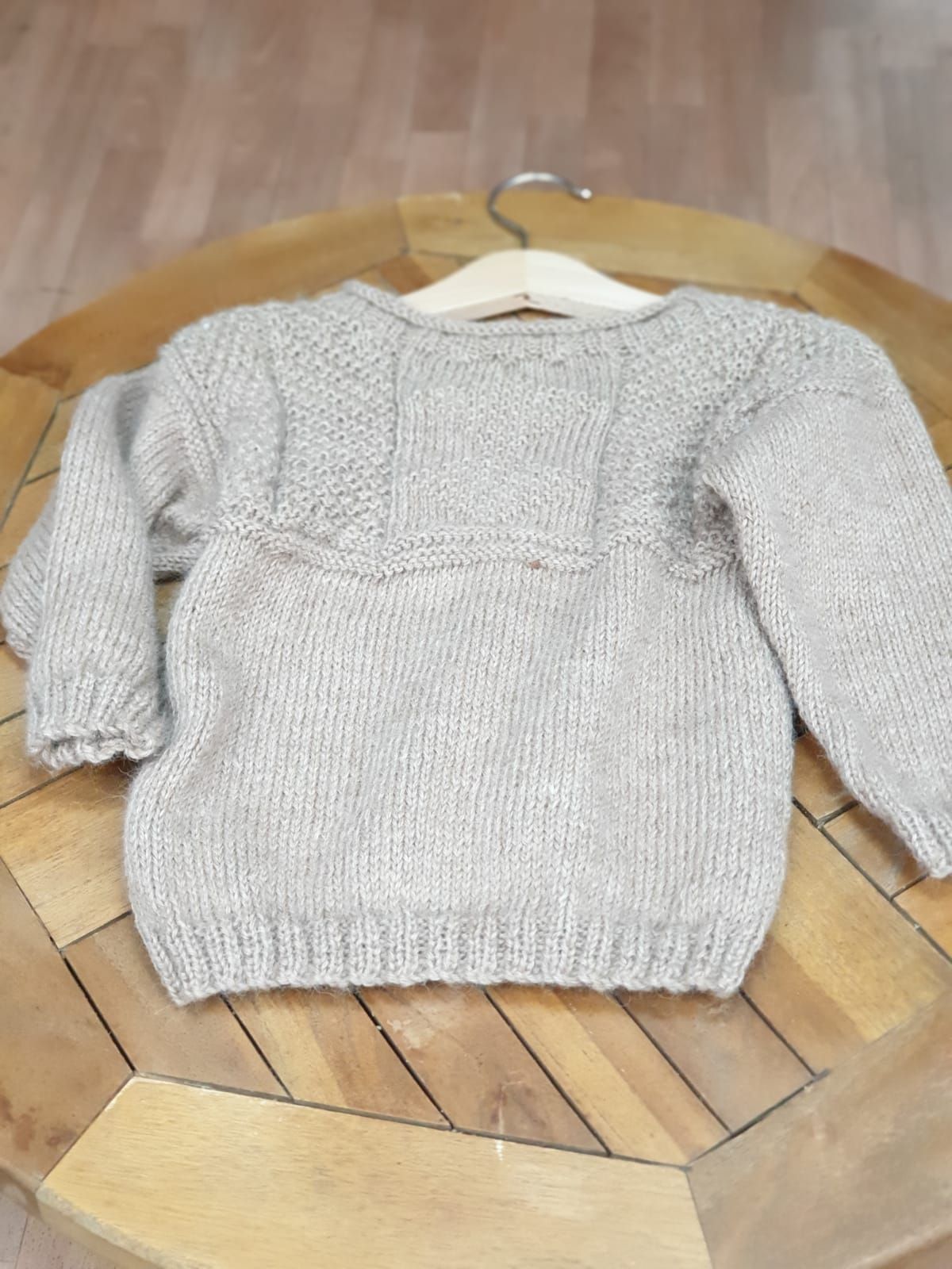 Hand knitted Jumper